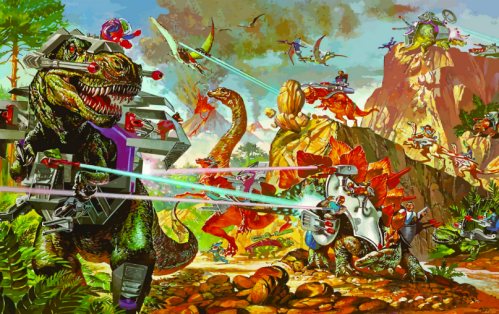Dino Live Action List 06