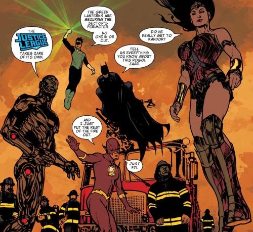 Hughes Justice League 01