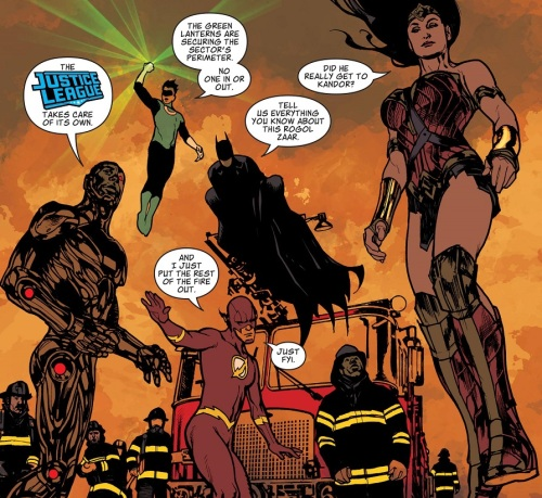 Hughes Justice League 01