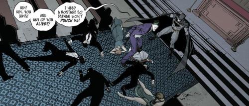 Joker Kills Hostage 01