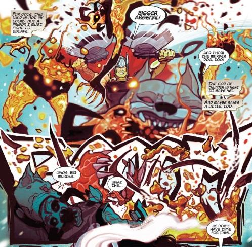 Thor Crazy 01