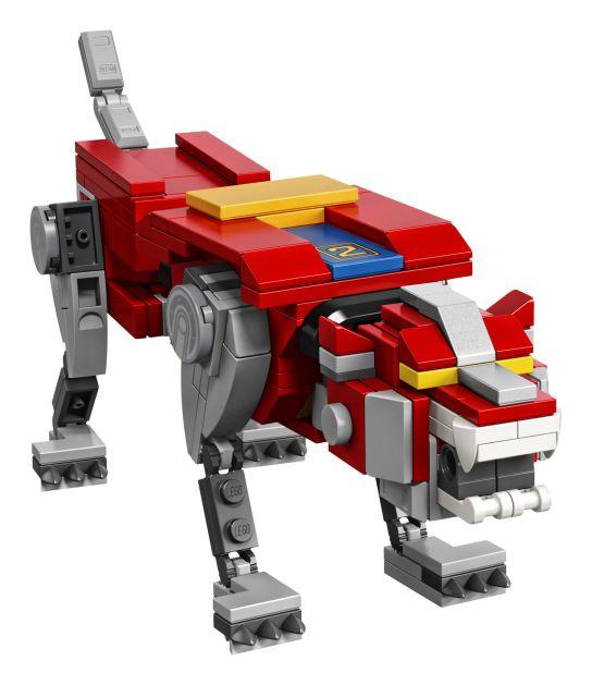 Voltron Lego Set 03