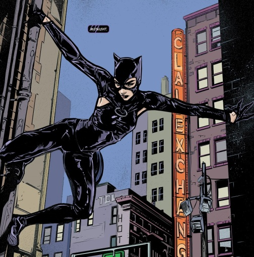 Catwoman New Costume 01