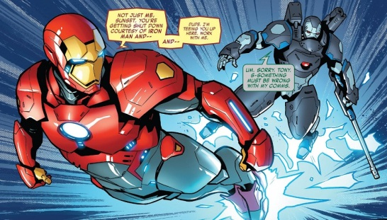 Iron Man Embarassed 01