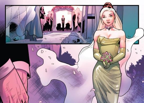 Rogue Bride 01