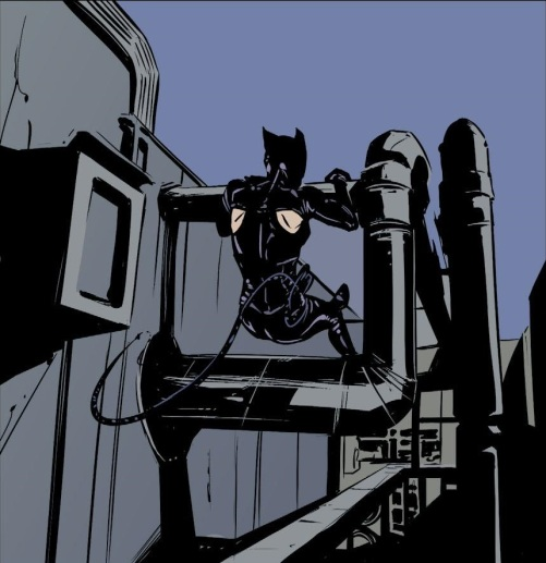 Catwoman New Costume 02