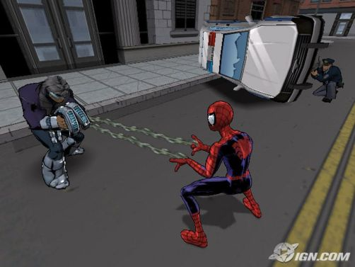 Spidey Game List 06