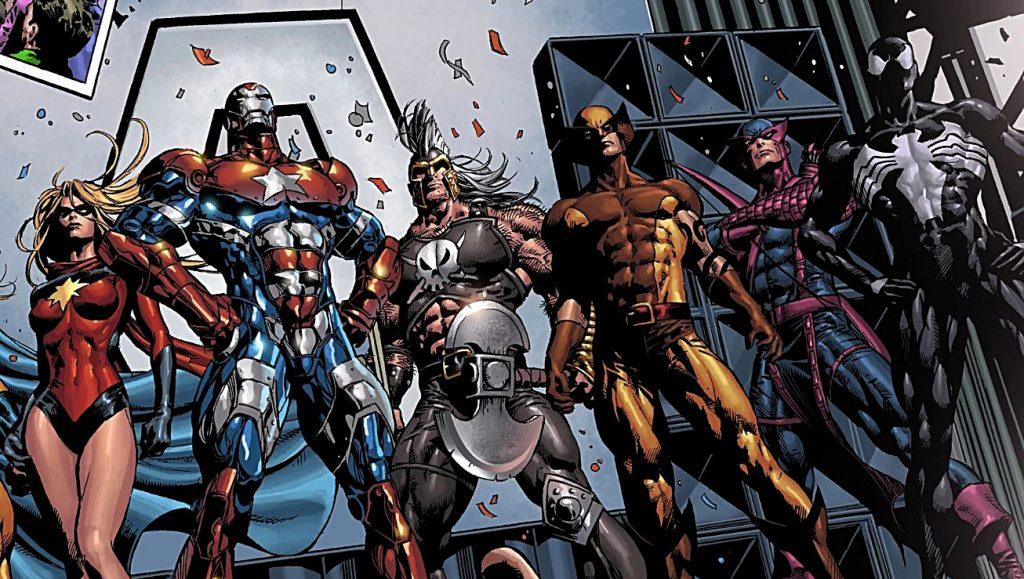 Dark Avengers List 01