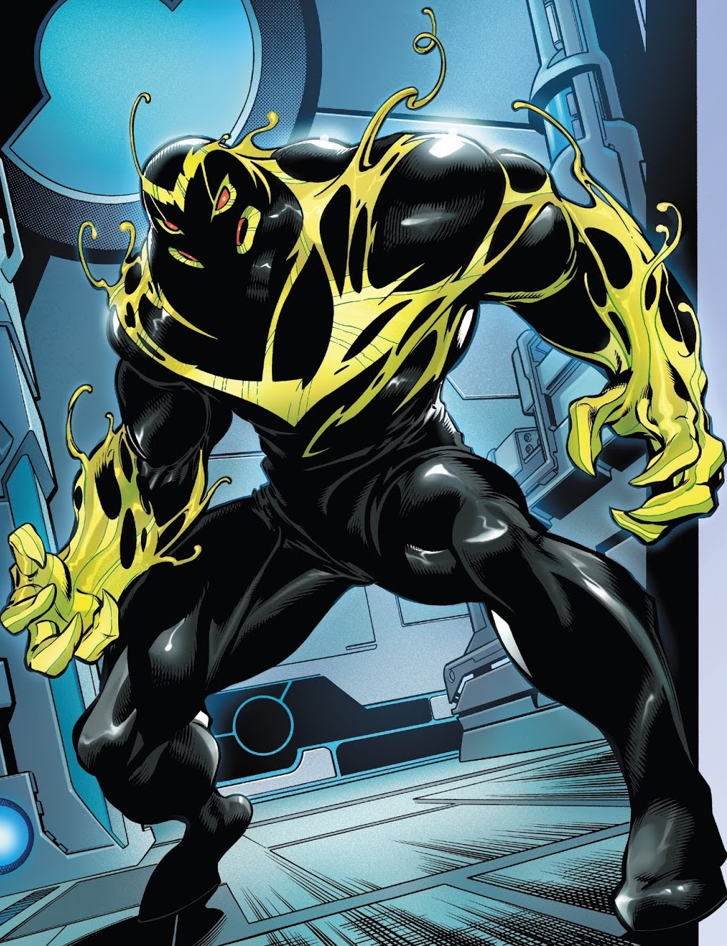6 Weirdest Symbiotes, Who Don't Deserve Movies | Henchman ...