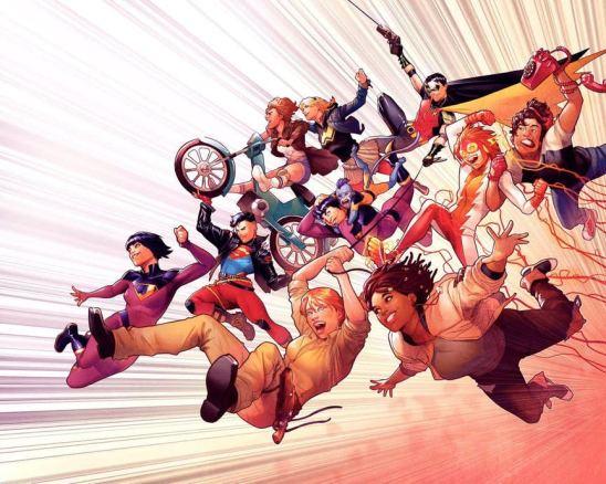 Wonder Comics 01