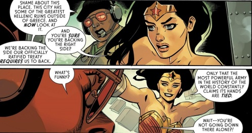 Wonder Woman Politics 01