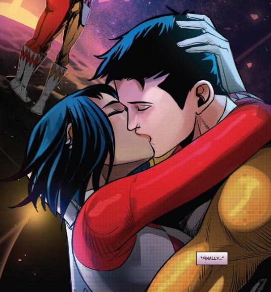 Rangers Kiss 01