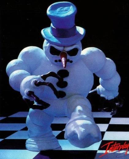 Snowman Evil List 07