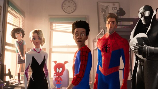 SpiderVerse List 01