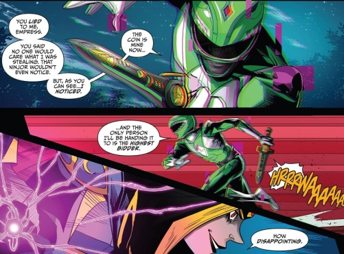 green ranger flashback 01