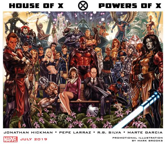 Hickman X-Men 01