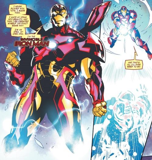 Iron Man Rules 03