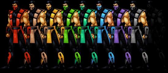 MK Ninja Ranking 01