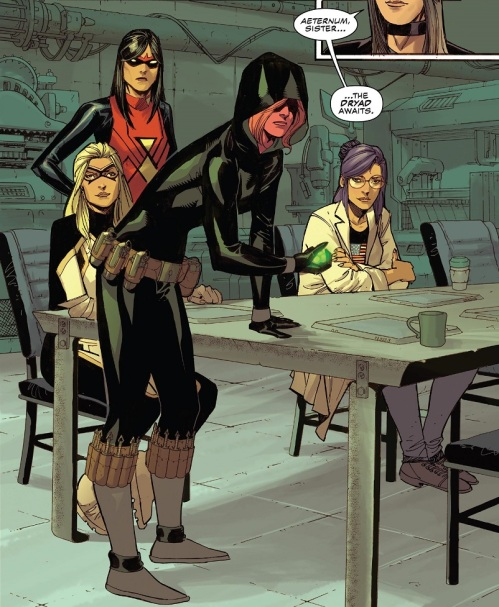 Not Black Widow 01