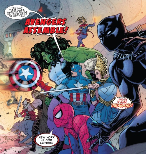Realms Avengers 01