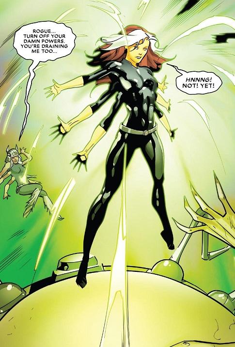 Rogue Powers 01