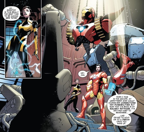 Iron Man Gear Armor 01