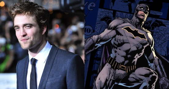 Pattinson is Batman 01