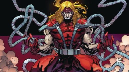 Dreadlocks Omega Red 01