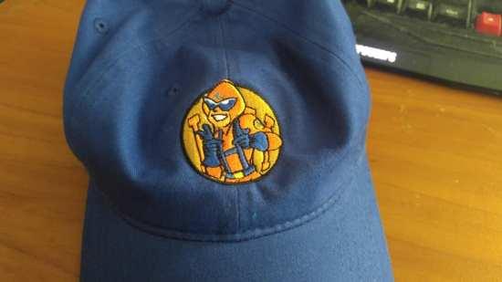 Henchman Hat 01