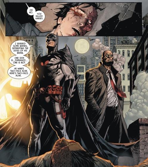Evil Batman 01