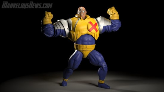 Strong Guy Marvel Legends Real 01