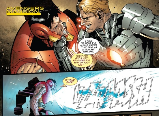 Tony Stark Robot 01
