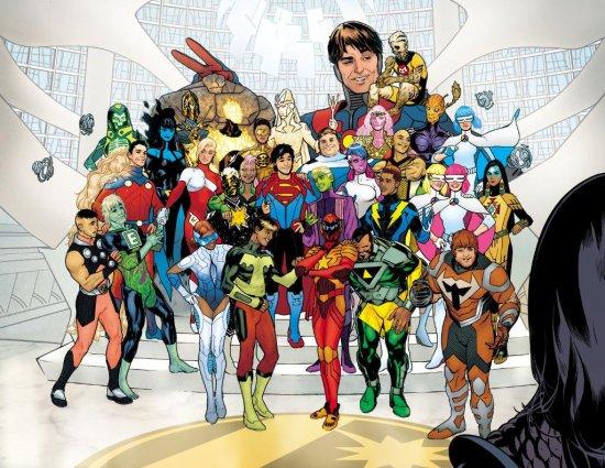 Legion Superheroes List 01