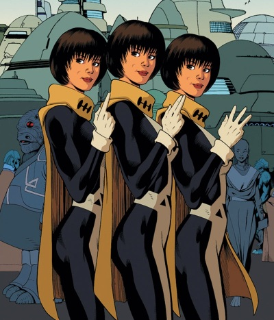 Legion Superheroes List 04