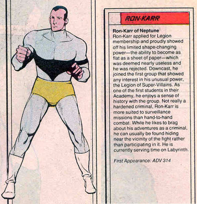 Legion Superheroes List 05