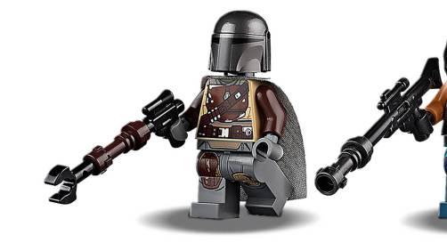 LEGO Mando 02
