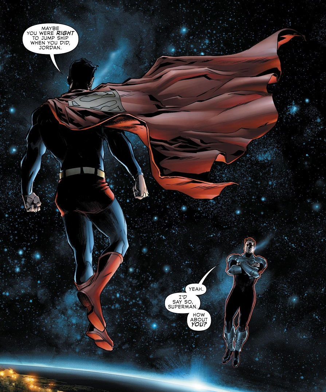 Blackstar Superman 01