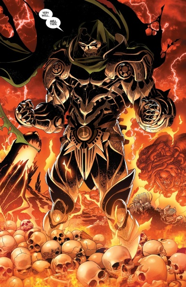 Doctor Doom Hell 01