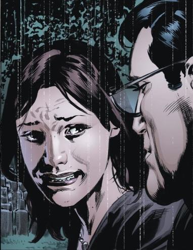 Lois Lane Funeral Face 02