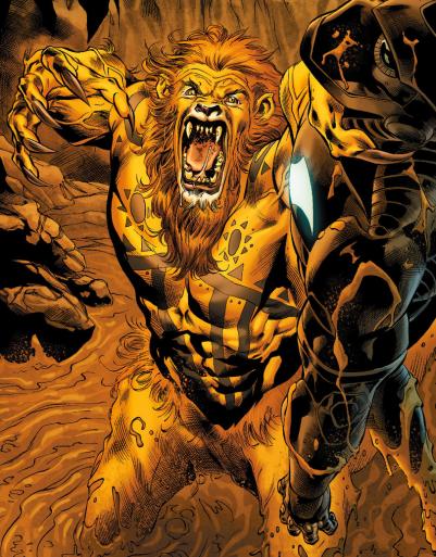 Lion List 07