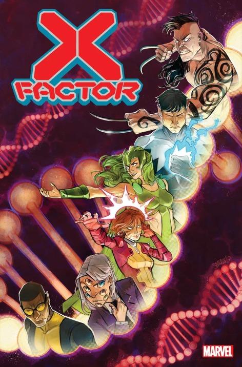 XFactor Dawn of X 01