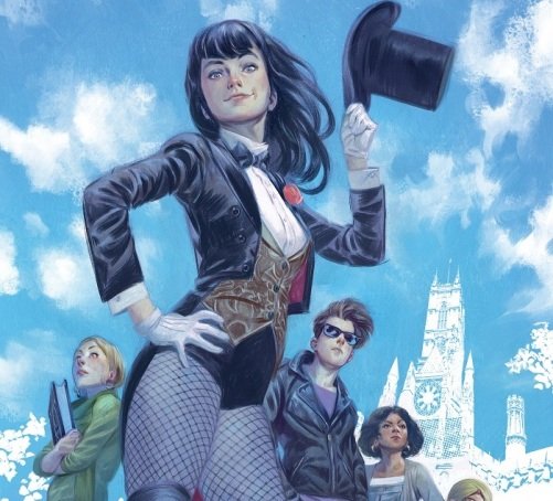 Birds of Prey Sequel List 04