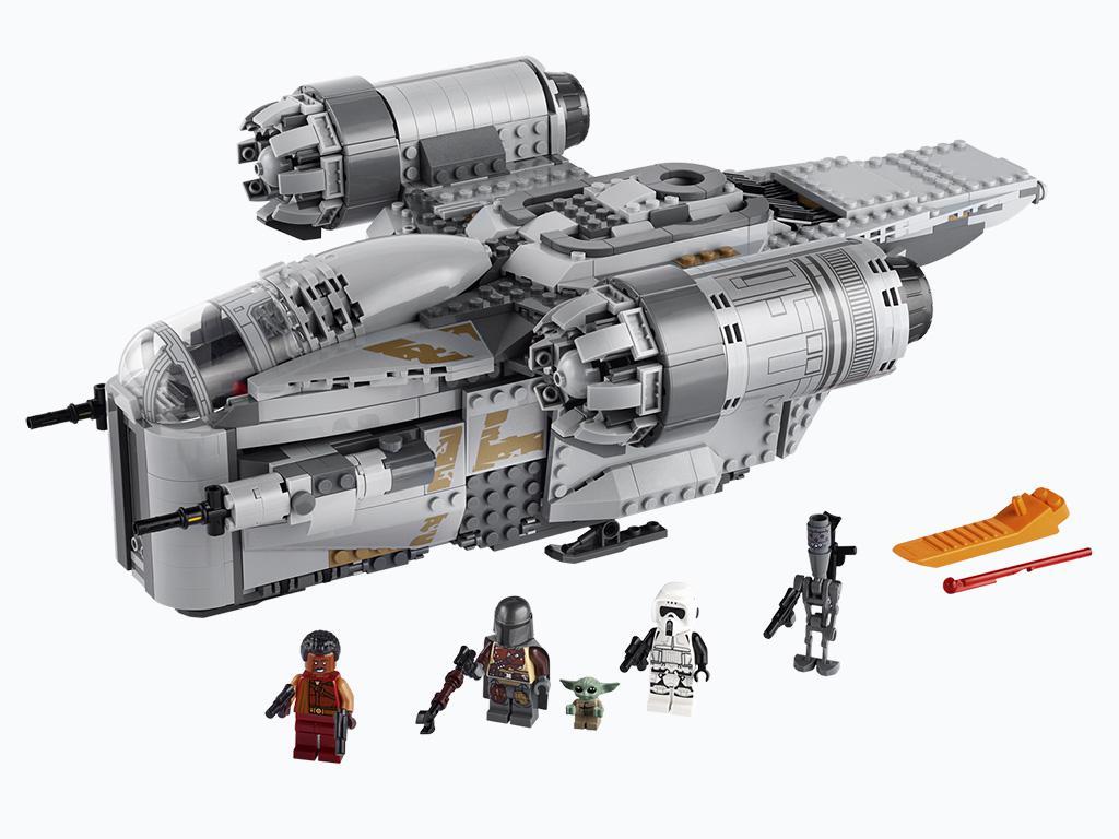 Lego Razor Crest Finally 01