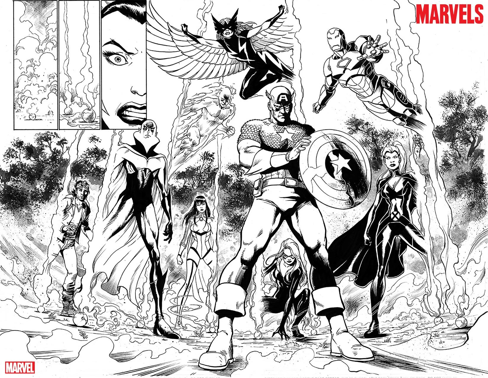 The Marvels Cover 02