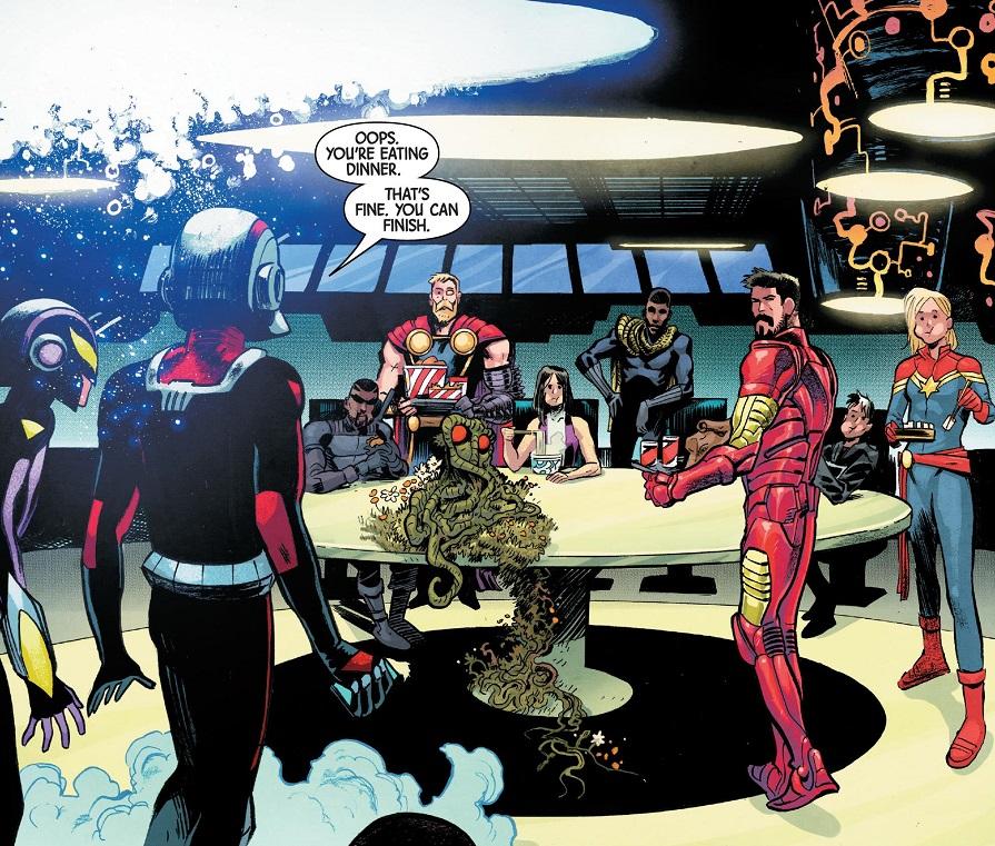 Ant Man Avengers 01