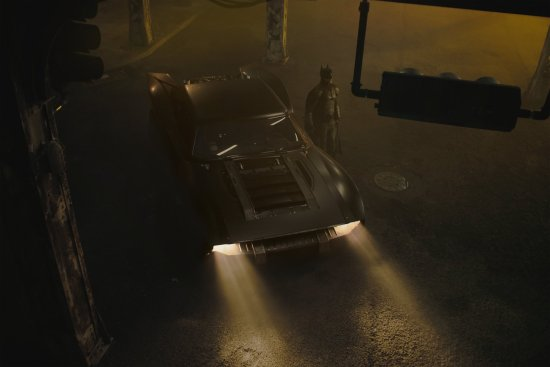 New Batmobile 01