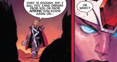 Thor v Sif 01