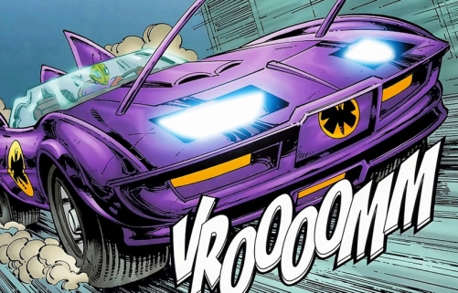 Batmobile KO List 06