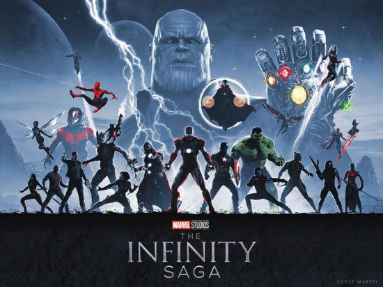 Infinity Saga Ranking 01